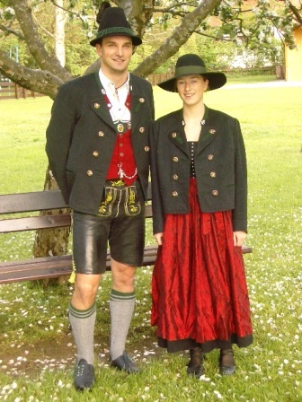 Unsere Tracht
